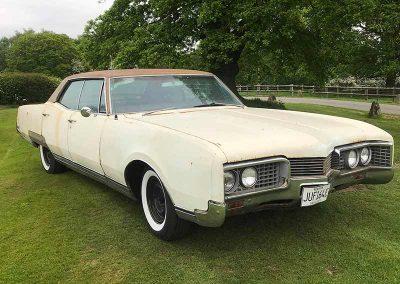 1968 Oldsmobile 98 7.2 Litre