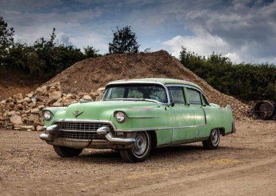 1955 Cadillac Sedan