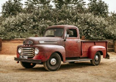Ford F2 Long Bed