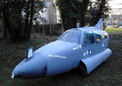 Beechcraft B55 Plane