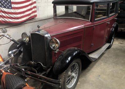 1935 Salmson S4C