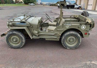 1945 WW2 Willys Overland Jeep