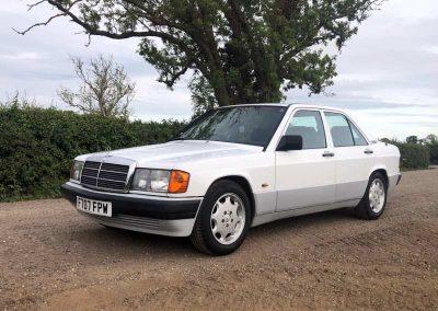 1989 Mercedes 190e