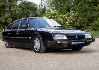 1985 Citroen CX25 GTI Turbo