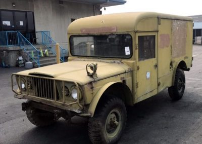 1969 Kaiser Jeep Ambulance