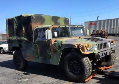 1993 AM General M-998 Humvee
