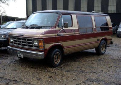 1986 Dodge Ram Day Van