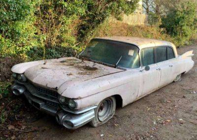 1959 Cadillac Limousine Series 75